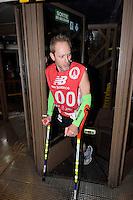 Guy AMALFITANO coureur handisport - La Verticale de la Tour Eiffel - 17 mars 2016 - Paris - France
