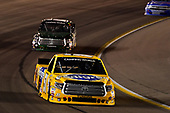 NASCAR Camping World Truck Series <br /> Lucas Oil 150<br /> Phoenix Raceway, Avondale, AZ USA<br /> Friday 10 November 2017<br /> Todd Gilliland, Pedigree Toyota Tundra<br /> World Copyright: Logan Whitton<br /> LAT Images
