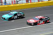 NASCAR Xfinity Series<br /> Hisense 4K TV 300<br /> Charlotte Motor Speedway, Concord, NC USA<br /> Saturday 27 May 2017<br /> Denny Hamlin, Hisense Toyota Camry, Cale Conley, Merchant Services, Ltd. Toyota Camry<br /> World Copyright: John K Harrelson<br /> LAT Images<br /> ref: Digital Image 17CLT2jh_03068