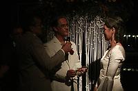 Casamento de Ana Cláudia e José Benatti.<br />Belém, Pará, Brasil.<br />©Paulo Santos<br />01/07/2018