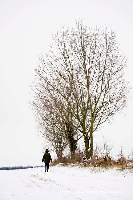 Winter walk in Oxfordshire