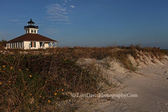 Port Boca Grande Lighthouse, Florida  #FL14