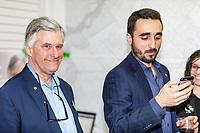 Election federale partielle du 3 avril 2017 dans St-Laurent<br /> <br /> PHOTO : Agence Quebec Presse