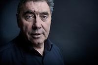 Eddy Merckx  Eddy Merckx portrayed at his home in St-Brixius-Rode in 2010