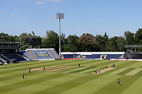 General view of the action during Glamorgan vs Essex Eagles, Vitality Blast T20 Cricket at the Sophia Gardens Cardiff on 13th June 2021