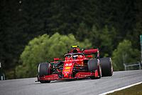 July 2nd 2021; F1 Grand Prix of Austria, free practise sessions;  55 SAINZ Carlos (spa), Scuderia Ferrari SF21
