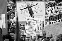 """27.06.2016 - """"Keep Corbyn - Rally in Parliament Square"""".<br /> <br /> London, March-July 2016. Reporting the EU Referendum 2016 (Campaign, result and outcomes) observed through the eyes (and the lenses) of an Italian freelance photojournalist (UK and IFJ Press Cards holder) based in the British Capital with no """"press accreditation"""" and no timetable of the main political parties' events in support of the RemaIN Campaign or the Leave the EU Campaign.<br /> On the 23rd of June 2016 the British people voted in the EU Referendum... (Please find the caption on PDF at the beginning of the Reportage).<br /> <br /> For more photos and information about this event please click here: http://lucaneve.photoshelter.com/gallery/27-06-2016-Keep-Corbyn-Rally-in-Parliament-Square-KeepCorbyn/G0000NBrL70oBVIk/C0000GPpTqAGd2Gg<br /> <br /> For more information about the result please click here: http://www.bbc.co.uk/news/politics/eu_referendum/results"""