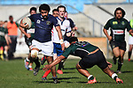NELSON, NEW ZEALAND - Division 2 Rugby - Huia v Nelson. Sport Park, Motueka, New Zealand. Saturday 22 August 2020. (Photo by Chris Symes/Shuttersport Limited)