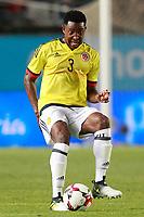 Colombia's Oscar Murillo during international friendly match. June 7,2017.(ALTERPHOTOS/Acero) (NortePhoto.com) (NortePhoto.com)