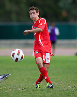 Francisco Narbon. Canada played Panama during the CONCACAF Men's Under 17 Championship at Catherine Hall Stadium in Montego Bay, Jamaica.