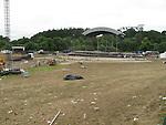Slane Oasis concert cleanup