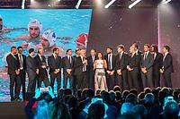 Settebello ritira il premio <br /> Gazzetta Sports Awards<br /> Milano 18/12/2019 <br /> <br /> Photo Diego Montano Deepbluemedia /insidefoto