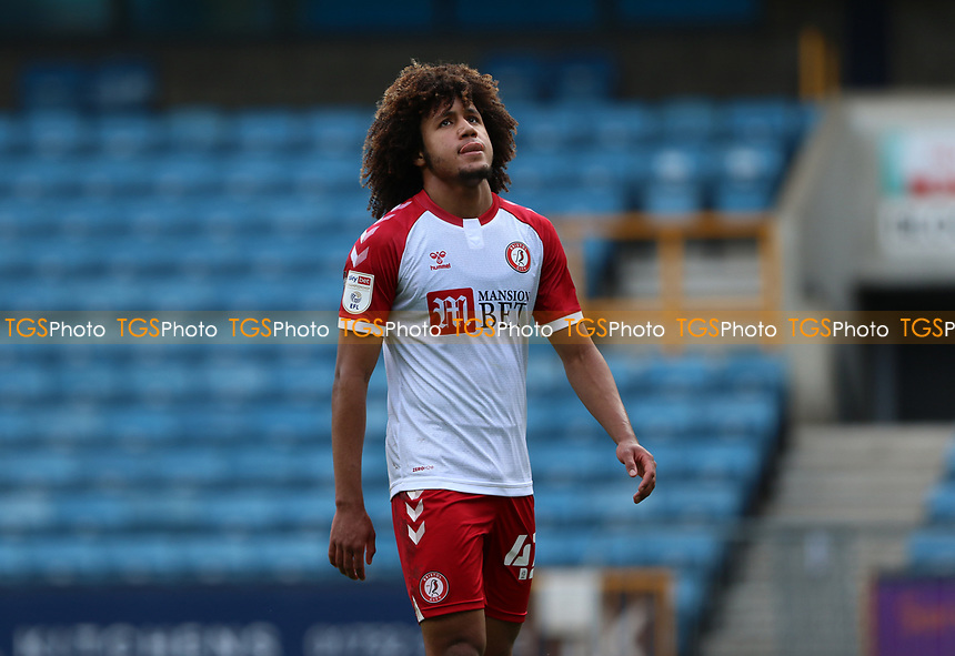 Han-Noah Massengo of Bristol City comes off after full time looking disappointed during Millwall vs Bristol City, Sky Bet EFL Championship Football at The Den on 1st May 2021