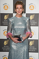 Victoria Darbyshire<br /> arriving for the RTS Awards 2019 at the Grosvenor House Hotel, London<br /> <br /> ©Ash Knotek  D3489  19/03/2019