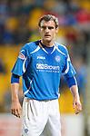 St Johnstone FC...Season 2011-12.David Robertson.Picture by Graeme Hart..Copyright Perthshire Picture Agency.Tel: 01738 623350  Mobile: 07990 594431