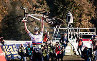 U23 CX World Champion Ryan Kamp (NED/Pauwels Sauzen - Bingoal) also becomes the 2020 European Champion<br />