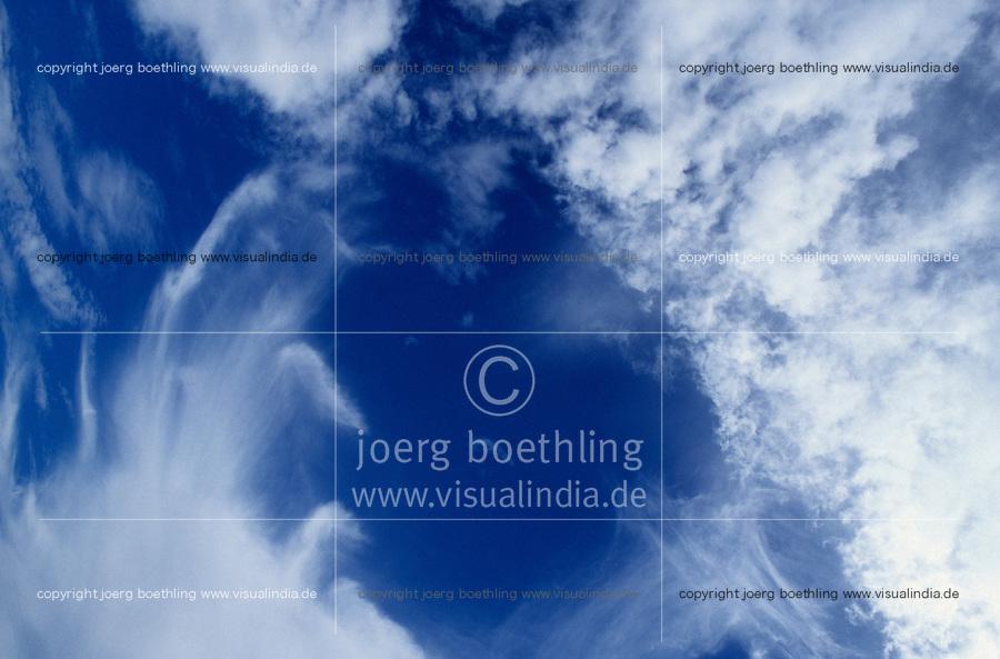 "S?dasien Asien Indien IND Karnataka, Wolken Himmel - Klima Klimawandel Wetter Wolke xagndaz | .South Asia India Karnataka - sky and clouds - weather climate change .| [ copyright (c) Joerg Boethling / agenda , Veroeffentlichung nur gegen Honorar und Belegexemplar an / publication only with royalties and copy to:  agenda PG   Rothestr. 66   Germany D-22765 Hamburg   ph. ++49 40 391 907 14   e-mail: boethling@agenda-fototext.de   www.agenda-fototext.de   Bank: Hamburger Sparkasse  BLZ 200 505 50  Kto. 1281 120 178   IBAN: DE96 2005 0550 1281 1201 78   BIC: ""HASPDEHH"" ,  WEITERE MOTIVE ZU DIESEM THEMA SIND VORHANDEN!! MORE PICTURES ON THIS SUBJECT AVAILABLE!! INDIA PHOTO ARCHIVE: http://www.visualindia.net ] [#0,26,121#]"