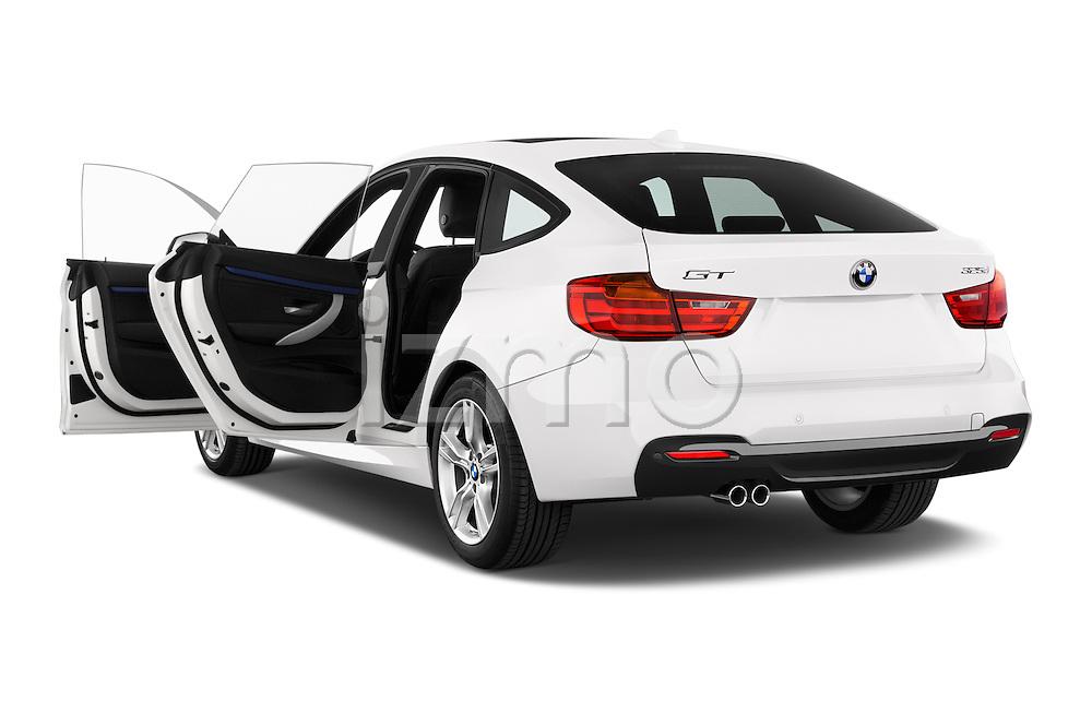 Car images of a 2015 BMW 3 Series M Sport 5 Door Hatchback 2WD Doors