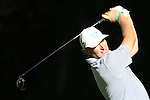 02/13/13 Pacific Palisades, CA: Ernie Els during the first round of the Northern Trust Open held at Riviera Country Club.