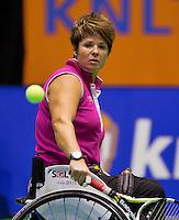 15-12-12, Rotterdam, Tennis Masters 2012,    Sharon Walraven