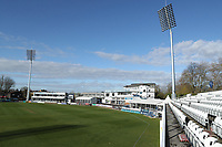 General view of the ground prior to  Essex CCC vs Lancashire CCC, Friendly Match Cricket at The Cloudfm County Ground on 25th March 2021