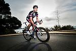 Bert de Backer Team Giant-Alpecin training camp held around Cambrils, Spain. 26 Janiuary 2015<br /> Photo: Team Giant-Alpecin/www.newsfile.ie