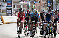 Thibau Nys (BEL/Baloise - Trek Lions) <br /> <br /> U23 - Road Race (WC)<br /> race from Antwerp to Leuven (161.1km)<br /> <br /> UCI Road World Championships - Flanders Belgium 2021<br /> <br /> ©kramon