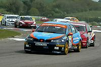 Round 2 of the 2007 British Touring Car Championship. #25 Gareth Howell (GBR). Motorbase Performance. SEAT Toledo Cupra.