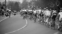 Paris-Roubaix 2012 ..after the Arenberg-section