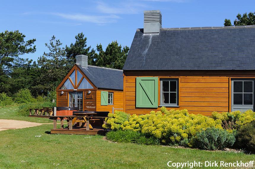 Ferienhaussiedlung Les Ormes Golf & Leisure Village, Insel Jersey, Kanalinseln