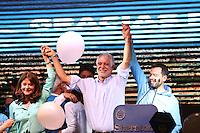 BOGOTA-COLOMBIA-25-10-2015.Enrique Peñalosa celebra su victoria al ser elegido como nuevo alcalde de Bogota para el periodo 2016-2020.Hotel Sheraton.Fptp.VizzorImge / Felipe Caicedo / Staff