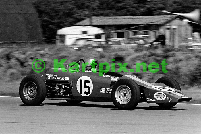 Rob Ellice, Formula Ford Croft 1969.