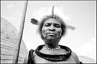 Swaziland; Umhalanga, la cerimonia delle vergini, virgins cerimony,