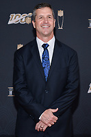 MIAMI, FL - FEBRUARY 1: John Harbaugh attends the 2020 NFL Honors at the Ziff Ballet Opera House during Super Bowl LIV week on February 1, 2020 in Miami, Florida. (Photo by Anthony Behar/Fox Sports/PictureGroup)