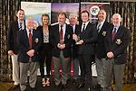 Golf Union Wales Awards 2014<br /> 07.01.15<br /> ©Steve Pope -SPORTINGWALES