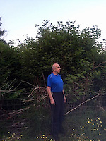 "COPY BY TOM BEDFORD<br /> Pictured: Robin Waistell by the Japanese knotweed behind the properties in Maesteg.<br /> Re: A homeowner whose bungalow is towered over by Japanese knotweed on a railway line has won a four-year legal fight for compensation by Network Rail.<br /> Robin Waistell claimed he was unable to sell because the rail body had ignored requests to tackle the invasive weed on the bank behind his home in Maesteg.<br /> The case was seen as a likely test for homeowners whose property is blighted by knotweed on railway embankments.<br /> Network Rail said it would be ""reviewing the judgement in detail"".<br /> It is understood the rail infrastructure body was refused immediate leave to appeal against the ruling.<br /> Network Rail faces potential legal costs running into six figures after losing the case in Cardiff bought by Mr Waistell and a neighbour.<br /> Widower Mr Waistell, 70, had moved to the bungalow from Spain after his wife died.<br /> He had hoped to return to the sun, but found his property sale stymied by the knotweed growing on adjacent Network Rail land and was asking for £60,000 compensation for loss of value."