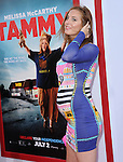 Eva Amurri Martino at The Warner Bros. Pictures' L.A. Premiere of Tammy held at The TCL Chinese Theatre in Hollywood, California on June 30,2014                                                                               © 2014 Hollywood Press Agency
