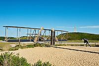 Wright Brothers National Memorial, Kitty Hawk, North Carolina, USA