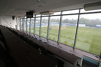A view from the media centre ahead of Glamorgan vs Essex Eagles, Royal London One-Day Cup Cricket at the Sophia Gardens Cardiff on 17th April 2019