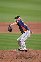 Houston Astros pitcher Ryne Stanek (45) during a Major League Spring Training game against the St. Louis Cardinals on March 20, 2021 at Roger Dean Stadium in Jupiter, Florida.  (Mike Janes/Four Seam Images)