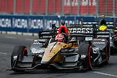 Verizon IndyCar Series<br /> Honda Indy Toronto<br /> Toronto, ON CAN<br /> Sunday 16 July 2017<br /> James Hinchcliffe, Schmidt Peterson Motorsports Honda<br /> World Copyright: Jake Galstad<br /> LAT Images<br /> ref: Digital Image galstad-TORONTOGP-0717-143067