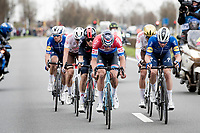 Mathieu Van der Poel (NED/Alpecin-Fenix) at the front of the leading group<br /> <br /> 64th E3 Classic 2021 (1.UWT)<br /> 1 day race from Harelbeke to Harelbeke (BEL/204km)<br /> <br /> ©kramon