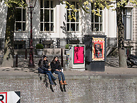 Herengracht in Amsterdam, Provinz Nordholland, Niederlande<br /> Herengracht, Amsterdam, Province North Holland, Netherlands