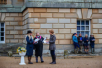 The CCI-L 2* First Horse Inspection. 2021 GBR-Saracen Horse Feeds Houghton International Horse Trials. Hougton Hall. Norfolk. England. Wednesday 26 May 2021. Copyright Photo: Libby Law Photography
