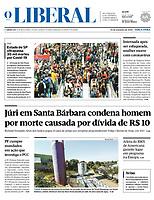 01.09.2020 - Estado de SP ultrapassa 30 mil mortes por covid-19. (Foto: Fábio Vieira/FotoRua)