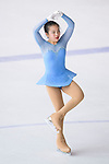 Madeleine Chloe Pardin of Indonesia competes in Basic Novice Subgroup A Girls group during the Asian Open Figure Skating Trophy 2017 on August 02, 2017 in Hong Kong, China. Photo by Marcio Rodrigo Machado / Power Sport Images