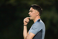head coach Johan Walem of Anderlecht pictured during a female soccer game between RSC Anderlecht Dames and AA Gent Ladies  on the fourth matchday of the 2021 - 2022 season of Belgian Womens Super League , friday 10 th of September 2021 in Overijse , Belgium . PHOTO SPORTPIX | DIRK VUYLSTEKE