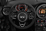 Car pictures of steering wheel view of a 2017 MINI Cooper S 2 Door Convertible Steering Wheel