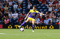 Sunday 01 September 2013<br /> Pictured: Angel Rangel.<br /> Re: Barclay's Premier League, West Bromwich Albion v Swansea City FC at The Hawthorns, Birmingham, UK.