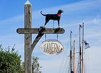 Black Dog Tavern, Vineyard Haven, Martha's Vineyard, Massachusetts, USA